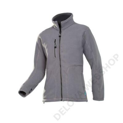 MERIDA polár kabát, szürke