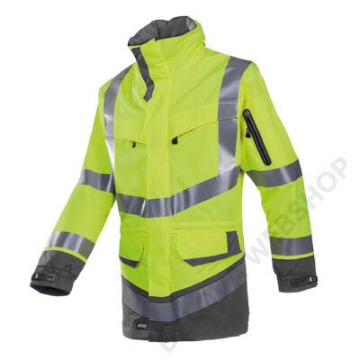 WINDSOR HV kabát, sárga/kék