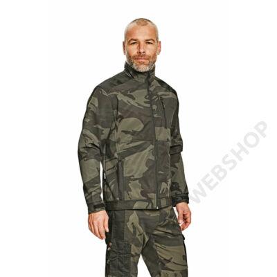 CRAMBE SOFTSHELL dzseki, terepszínű