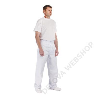 APUS férfi nadrág, fehér