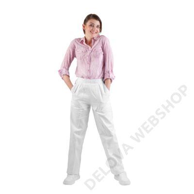 APUS női nadrág, fehér
