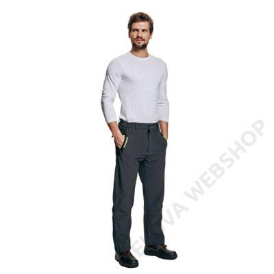 OLZA softshell nadrág, szürke