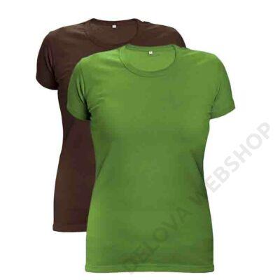 SURMA LADY női póló, zöld