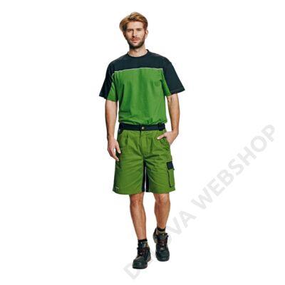 STANMORE rövidnadrág, zöld/fekete