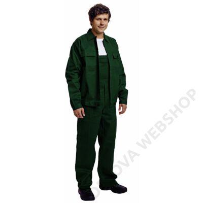 FF BE-1-005 kertész öltöny, zöld