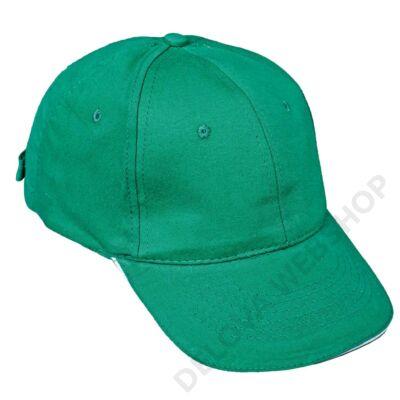 TULLE baseball sapka, zöld