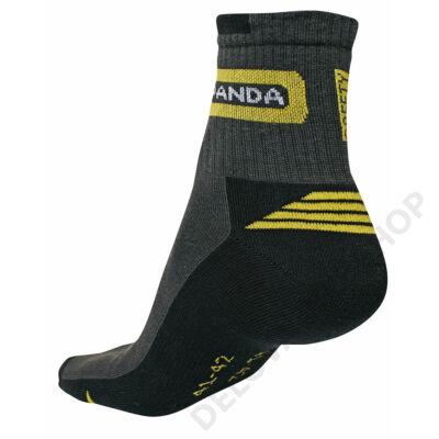 WASAT PANDA zokni, szürke