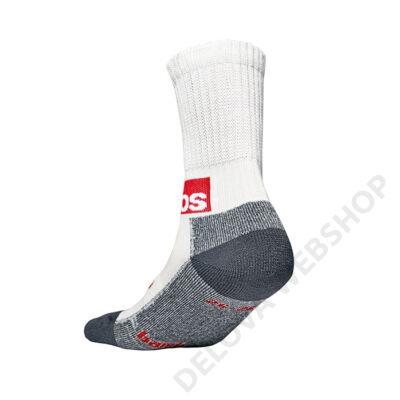 KIRKEBY zokni, fehér