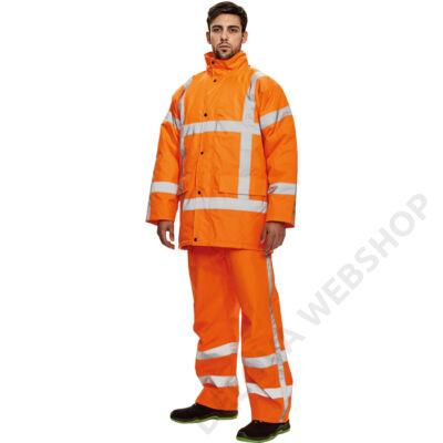 SEFTON RWS kabát, narancs