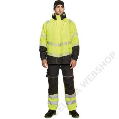 KNOXFIELD PROFI HV kabát, sárga