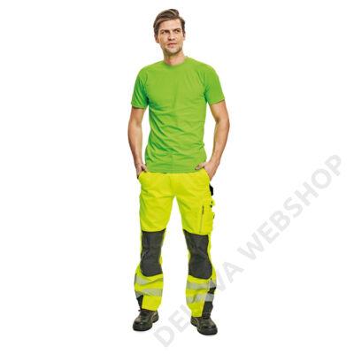 TEESTA FLUORESCENT trikó, zöld