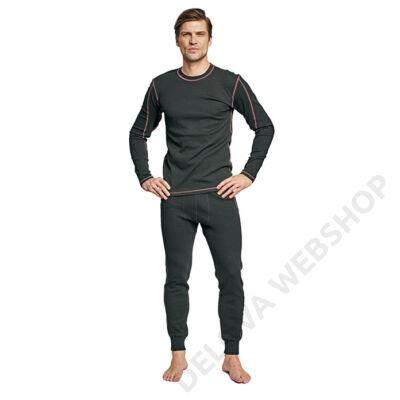 ABILD alsónadrág hosszú, fekete