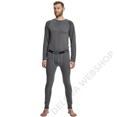 VISBY hosszúujjú póló, szürke