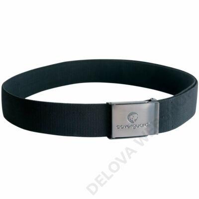 CEINTURE elasztikus öv 120x4cm, fekete
