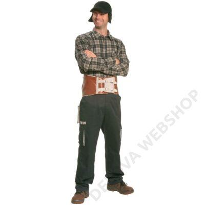 Vesevédő thermo béléses, 25cm széles, 130cm hosszú