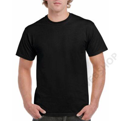 GIH000 HAMMER ADULT T-SHIRT, Black