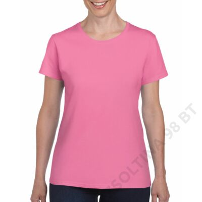 GIL5000 HEAVY COTTON™  LADIES' T-SHIRT, Azalea
