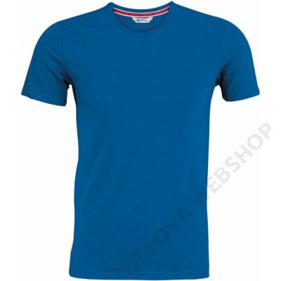 KV2104 MEN'S SHORT SLEEVE VINTAGE T-SHIRT, Vintage Blue