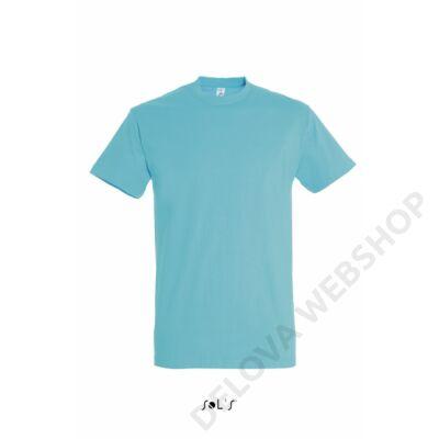 SO11500 IMPERIAL MEN ROUND COLLAR T-SHIRT, Atoll Blue