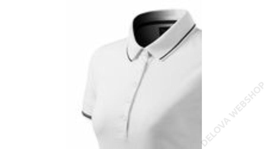 Perfection plain MALFINI galléros póló női 3e671e0095
