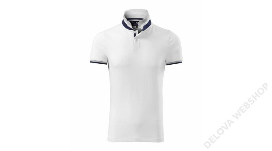 5c4de06209 Collar Up MALFINI galléros póló férfi, fehér -Zsoltina 98 BT.