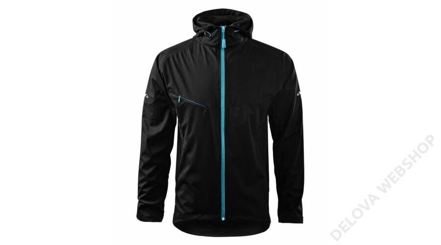 e39221f3c3 Cool ADLER jacket férfi, fekete -Zsoltina 98 BT.