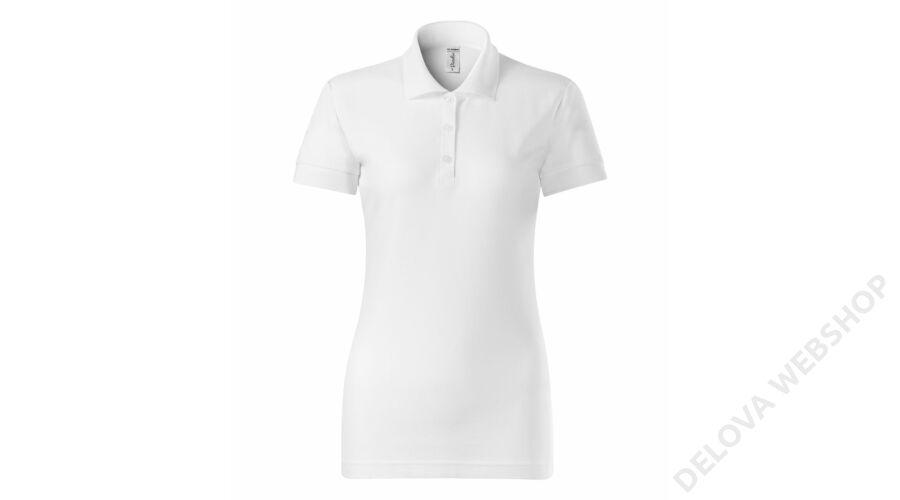 7e08633f93 Joy PICCOLIO galléros póló női, fehér -Zsoltina 98 BT.