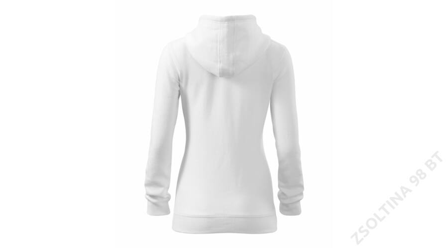 b0c5d6937e Trendy Zipper ADLER felső női, fehér -Zsoltina 98 BT.