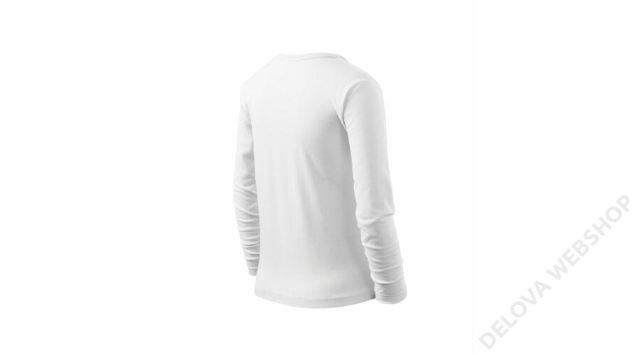 cbc611a7b6 Long Sleeve ADLER pólók gyerek, fehér -Zsoltina 98 BT.