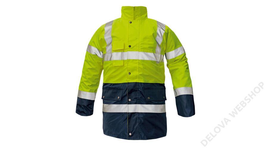 BIROAD kabát HV narancs sötétkék -Zsoltina 98 BT. 9f71bbabac