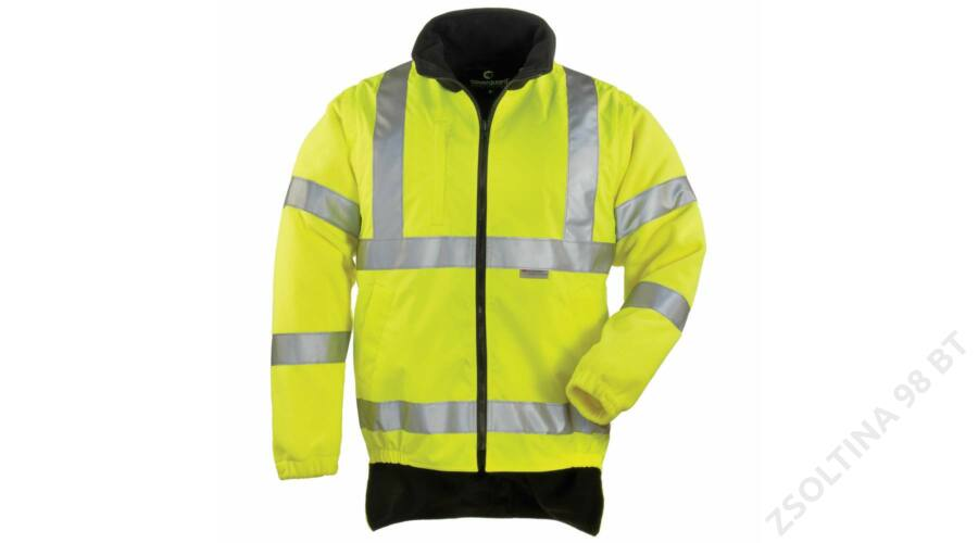 63dd0327bc HI-WAY FLUO 4/1 pe sárga/kék kabát -XS -Zsoltina 98 BT.