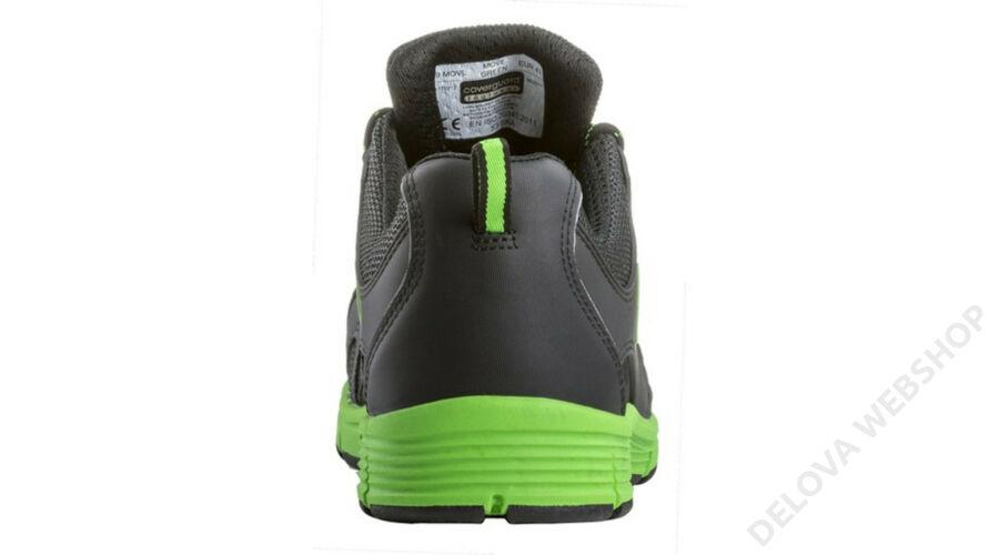 MOVE GREEN S3 SRA cipő 18b54cc82b